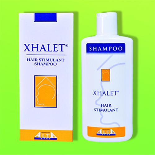 Xhalet Shampoo